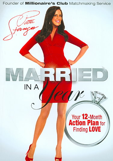 PATTI STANGER:MARRIED IN A YEAR BY STANGER,PATTI (DVD)