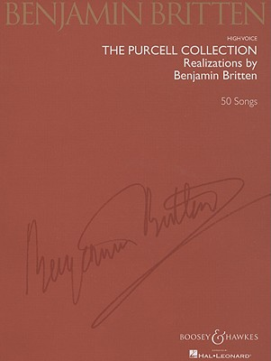 The Purcell Collection - Realizations by Benjamin Britten By Purcell, Henry (COP)/ Walters, Richard (EDT)